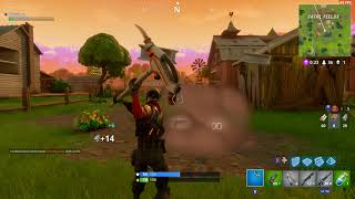 Fortnite - Checked out early glitch/bug - Solved (See desc.)