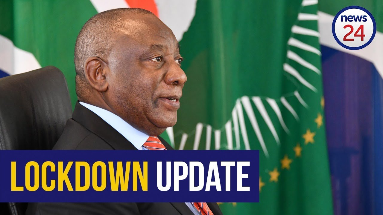 WATCH LIVE | Ramaphosa to address SA at 20:00 on developments to contain the spread of Covid-19 - News24