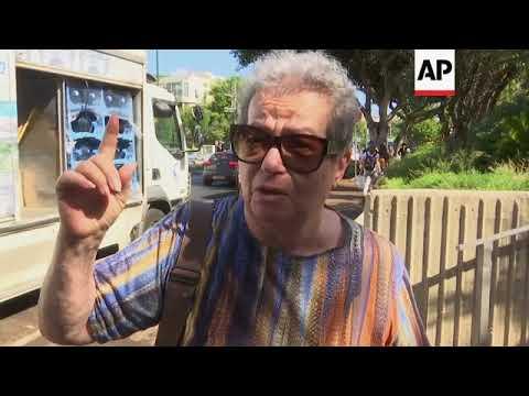 Tel Aviv Reaction To Munich Olympic Attack Memorial