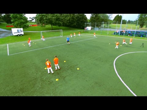 Football Training for Kids  Training Sessions for the Entire Season