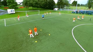 Football Training for Kids | Training Sessions for the Entire Season (Trailer)
