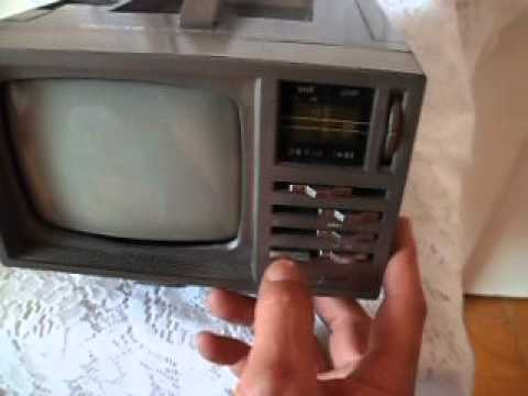 TV-AM/FM RADIO PORTABLE 5