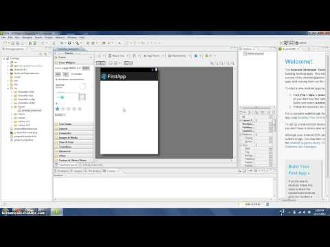 How to make an android app NO PROGRAMMING SKILLS NEEDED pt 1