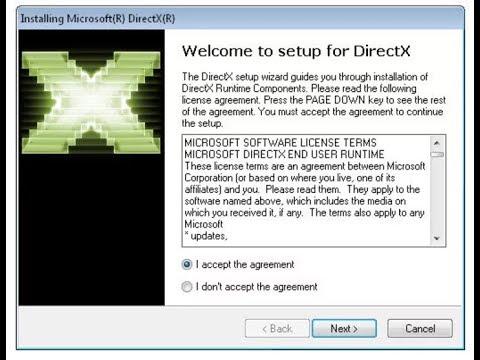 Como Baixar E Atualizar DirectX Em Windows 7/8/8.1/10  Pt-Br 2019