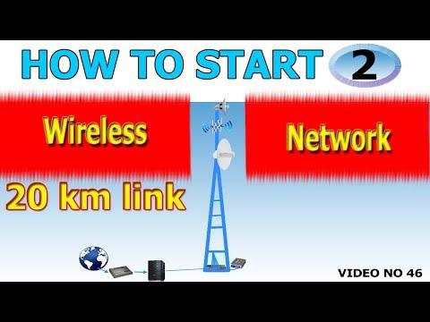 HOW TO START | ISP | Internet From 20KM | Wireless Network | Urdu Hindi | Youtube (2)