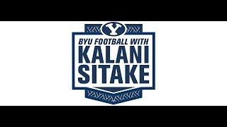 BYU Football with Kalani Sitake - November 13, 2018