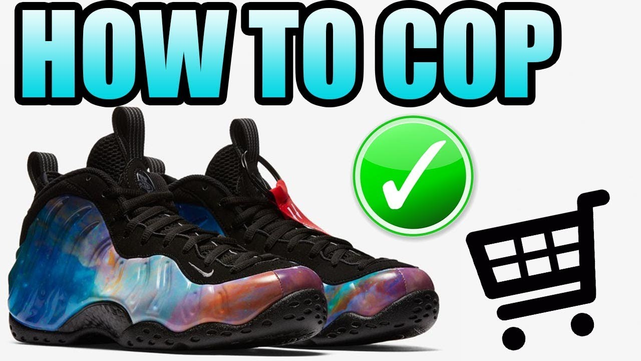 2339925ffd4 How To Get The BIG BANG FOAMPOSITE ! BIG BANG FOAMPOSITE Release ...