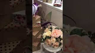Букет на свадьбу для невесты в Москве