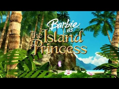 Download Barbie™As The Island Princess (2007) Full Movie    Barbie Official Movies