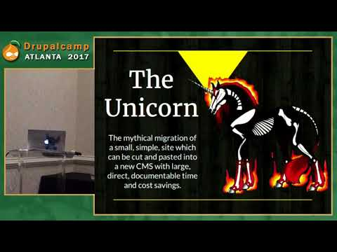 DCATL 2017 - Turn that Frown Upside Down - Adding Wins While Migrating Sites on YouTube