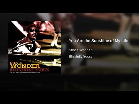 You Are the Sunshine of My Life Mp3