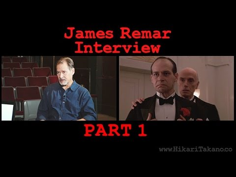 James Remar Interview Part 1 on www.HikariTakano.co