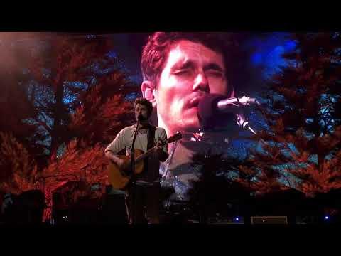 John Mayer - XO (Beyoncé Cover) Syracuse 8/22/17