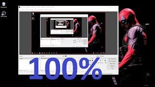 Hướng dẫn sửa lỗi đen màn hình livestream OBS Studio 2017 100% thành công