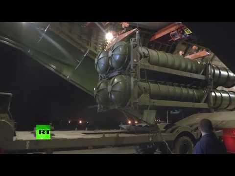 Россия поставила комплекс С-300 в Сирию