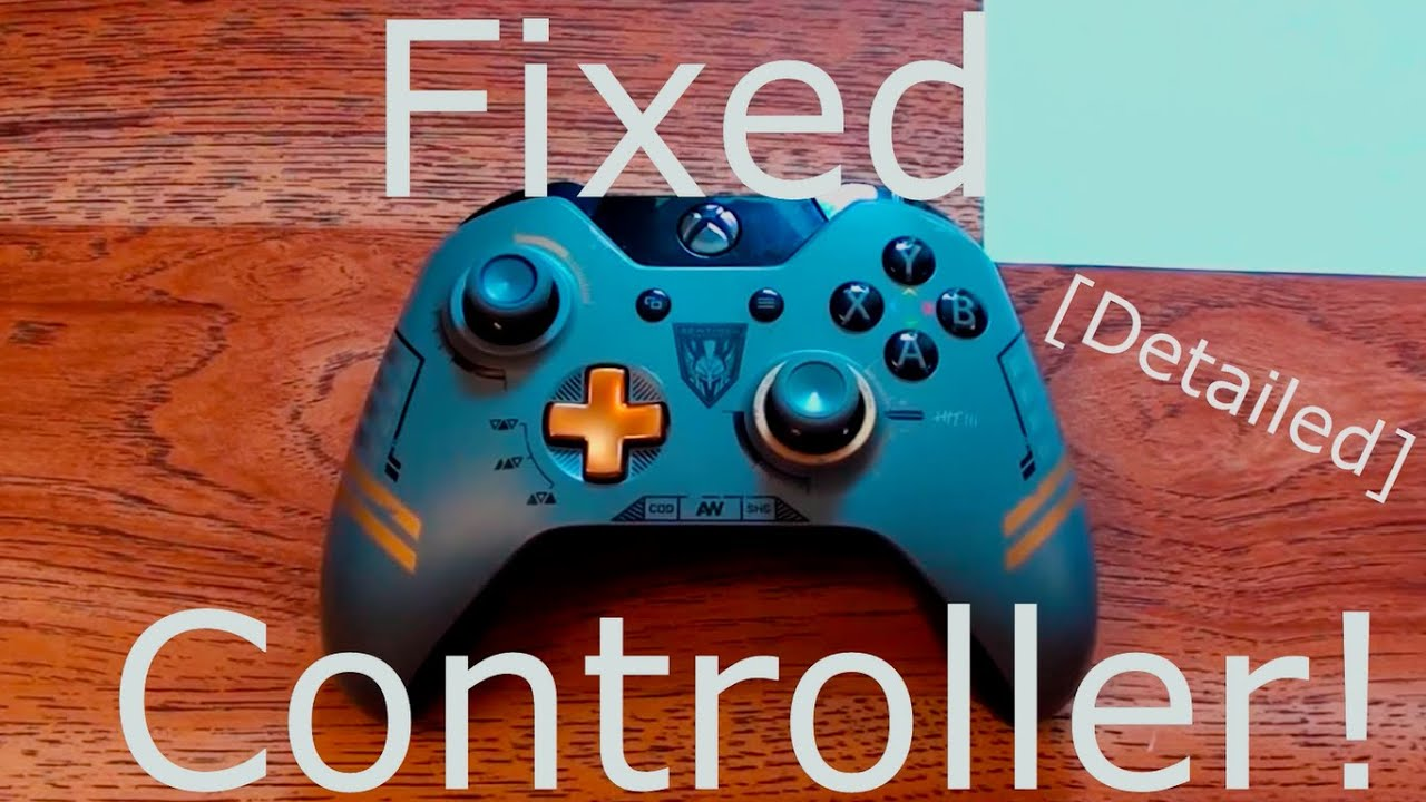 How to take apart xbox one controller | Howwiki pro