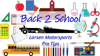 Back 2 School Pro Tips