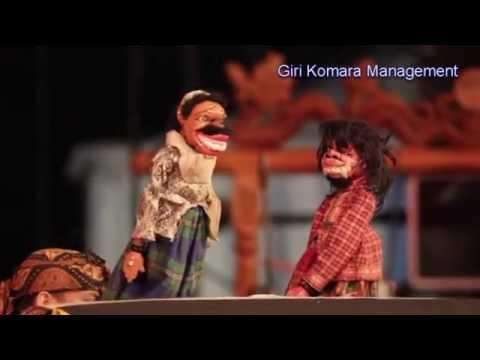 Wayang Golek Bobodoran Babad Magada    Apep As Hudaya Giri Komara  Part 16