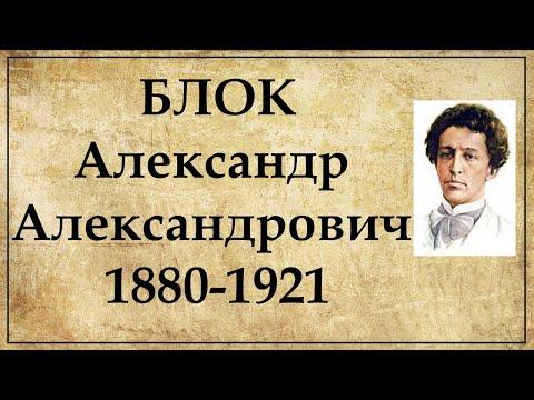 Александр Блок биография кратко | Интересные факты о жизни
