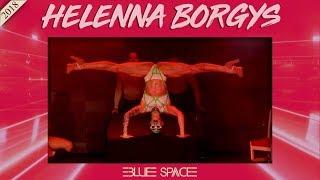 Blue Space Oficial -  Hellena Borgys e Ballet - 27.10.18