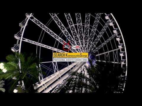 Blurred Lines, Female / Higher Key (acoustic karaoke) - Robin Thicke Feat T.I. and William Pharrell
