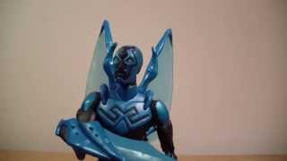 DCUC Wave 13 Blue Beetle Figure Review