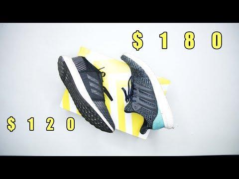 Découverte des running Adidas PureBOOST Go YouTube