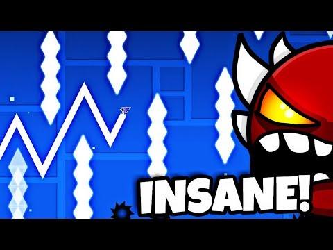 DORARAGE MODE 8) | DORAMI vs INSANE CHALLENGES! [#1] | Geometry Dash [2.11] - Dorami
