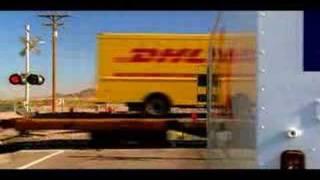 DHL- reklama
