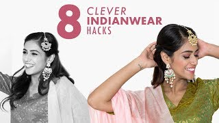 8 Indianwear Fashion Hacks You Can&#39t Miss
