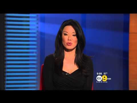 Sharon Tay 2013/01/17 KCAL9 HD