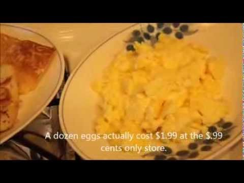 How to make McDonald's Scrambled Eggs Recipe Tutorial - YouTube