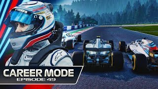 F1 2018 Career Mode Part 49: Can We Win the Championship?