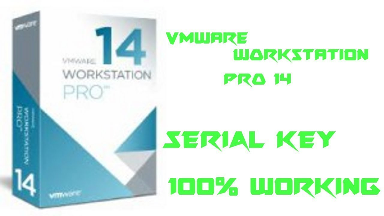 Vmworkstation pro | VMware Workstation Pro 15 License key + Serial