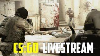 CS:GO livestream