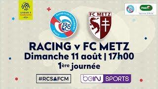 Racing-FC Metz (J1 Ligue 1 19/20) : les clés du match avec PMU.fr