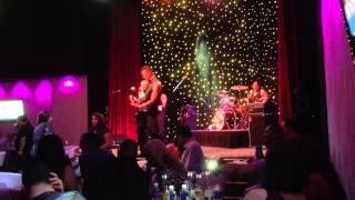 80z all stars off the cuff band you spin me right round at agua caliente 8 24 13