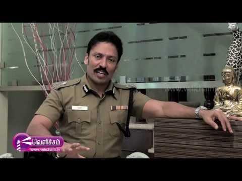 "Kodiyil Oruvan - ""M. Ravi - IPS (Inspector General of Police)"""