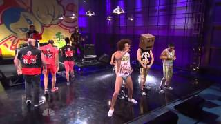 Lmfao-Sexy And I Know It (Live)