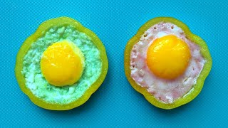 ВКУСНЫЕ ЗАВТРАКИ ИЗ ЯИЦ - Рецепты с яйцами - Eggs recipes