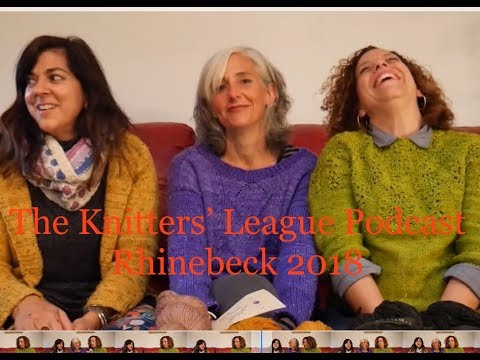 The Knitters League minus one Podcast :: Episode 2175 Rhinebeck 2018