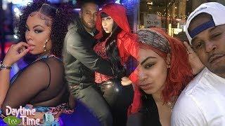 "(EXCLUSIVE) Nicki Minaj and her NEW MAN 'Kenny Zoo' get BLASTED by EX GIRLFRIEND ""She stole my MAN!"