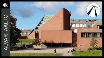 ALVAR AALTO - Aalto-yliopisto / Aalto University