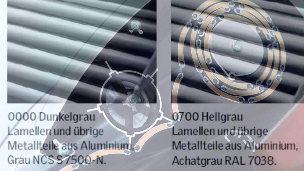 Top Velux Solar-Rollladen - YouTube GG36