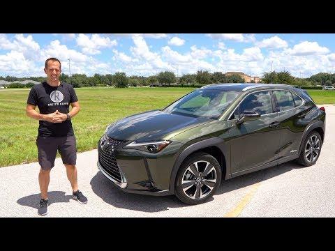 Is the 2019 Lexus UX 250h a cool luxury hybrid WINNER?