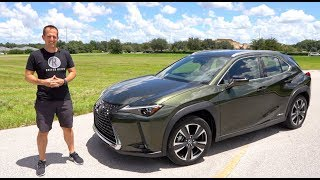 Is the 2019 Lexus UX 250h a cool luxury hybrid WINNER?