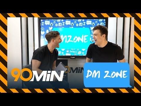 Ozil or De Bruyne best passer in PL!? | If Liverpool beat United, can Spurs close the gap!? | DMZone