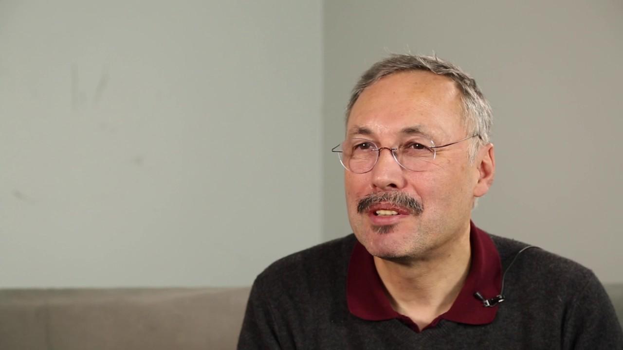 #eineminutemit Prof. Dr. Peter Szyszka