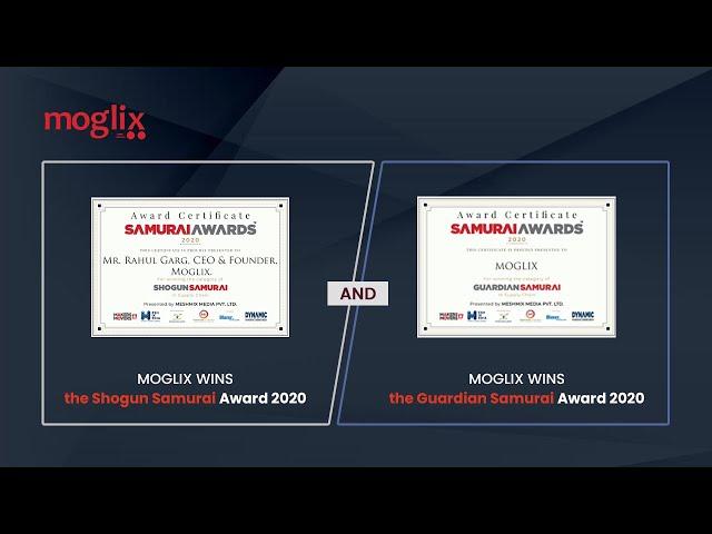 Moglix Wins Samurai Awards 2020