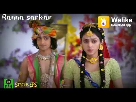 ##Radha Krishna## love status download Radha Krishna